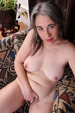 Olivia Olay Slides out of Her Sheer Undies to Show Her Hairy Twat