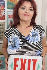 Older Honey Natalia Muray Collects Vintage Signs and Can�t Live Without to Tease