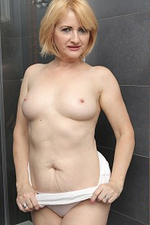 Breasty Jennyfer B Acquires Those Big Boobs out and Takes a Super Hot Tub