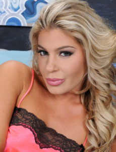 Stunning Nikki Capone Shows Every Inch of Body
