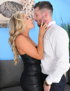 Nikki Capone Deep-throats and Pummels Her Fortunate Man