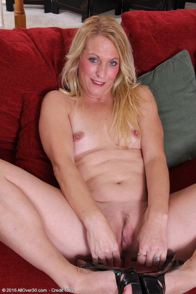 Jackie mature blonde from the